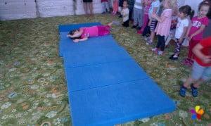 korektivna gimnastika koordinacija tijela Gymnastics for children
